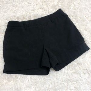 Forever 21 black shorts small